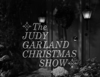 Judy Garland Christmas Show