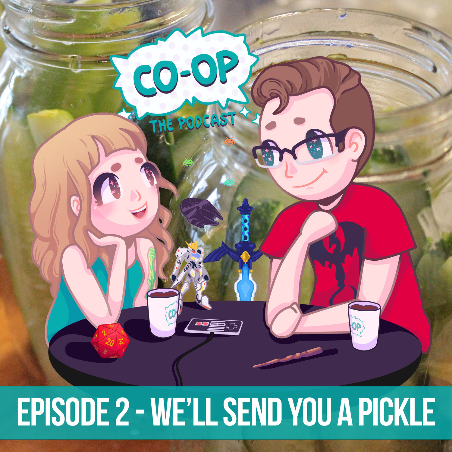 Episode 2 - We'll Send You a Pickle — Co-Op
