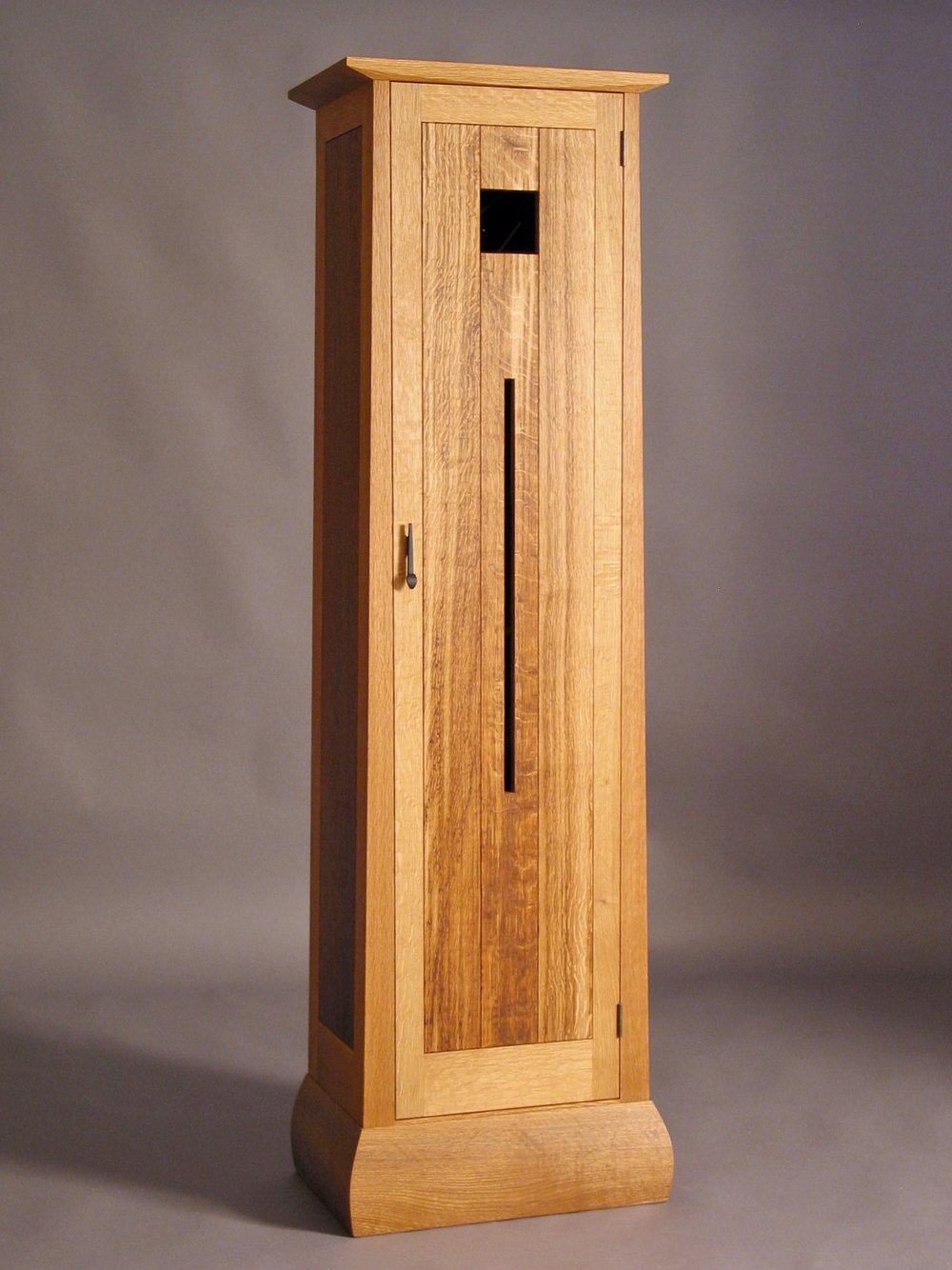 Centennial- white oak, english brown oak, bog oak
