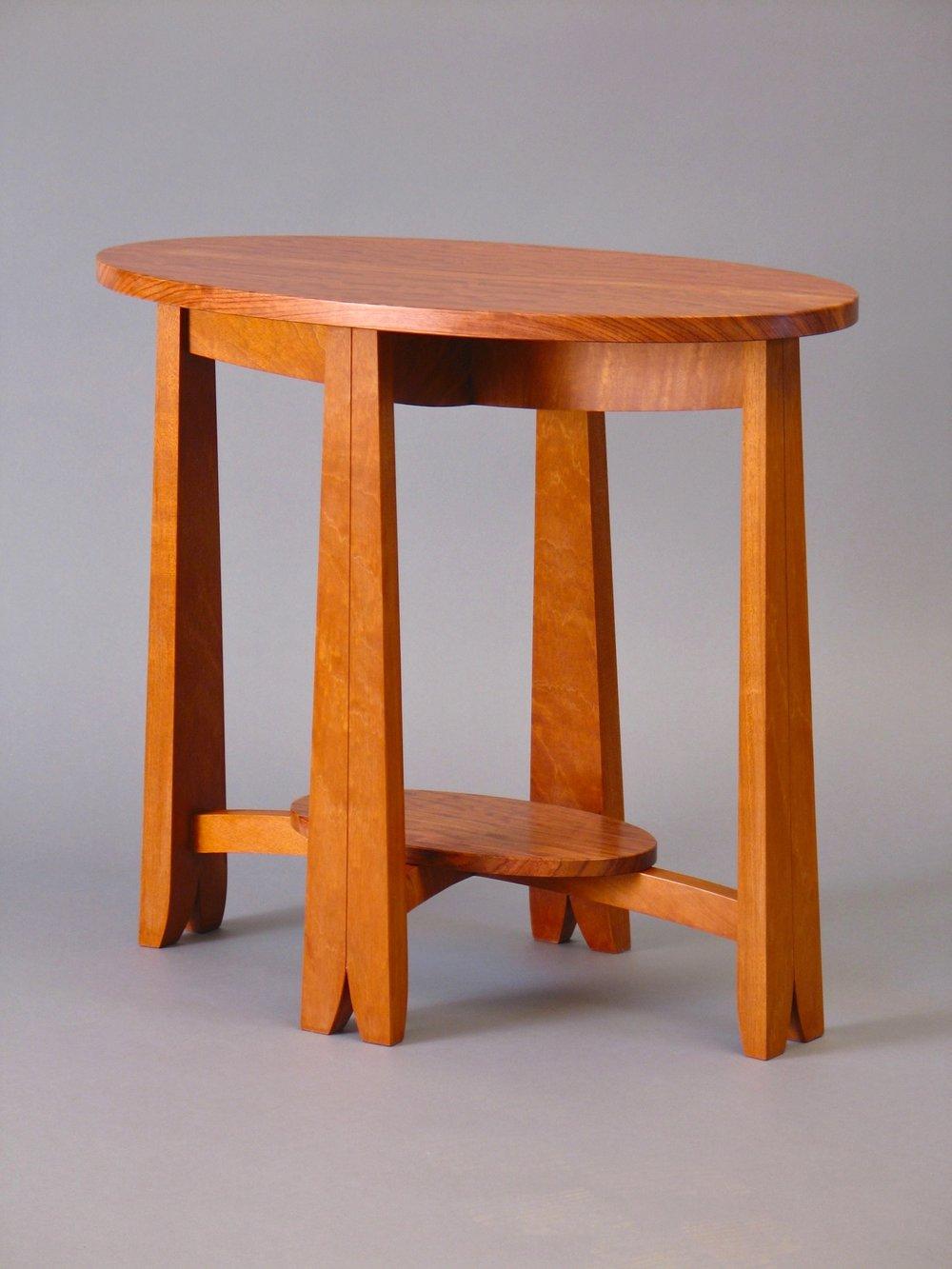 Capistrano - mahogany, bubinga