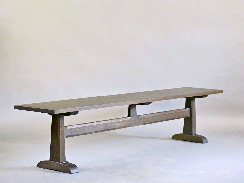 Pedersen dining bench
