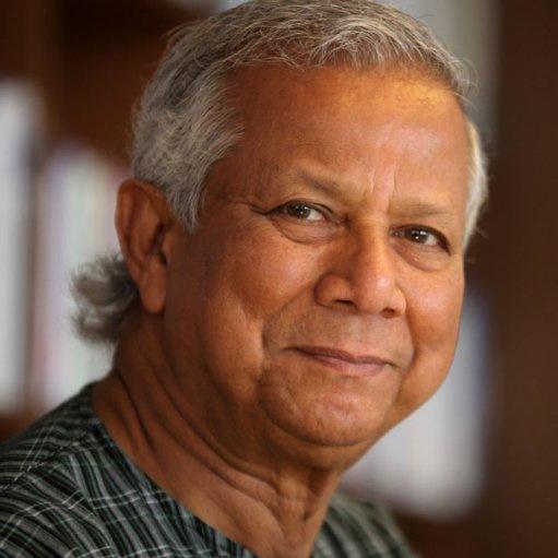 Prof. Muhammad Yunus - Nobel Laureate