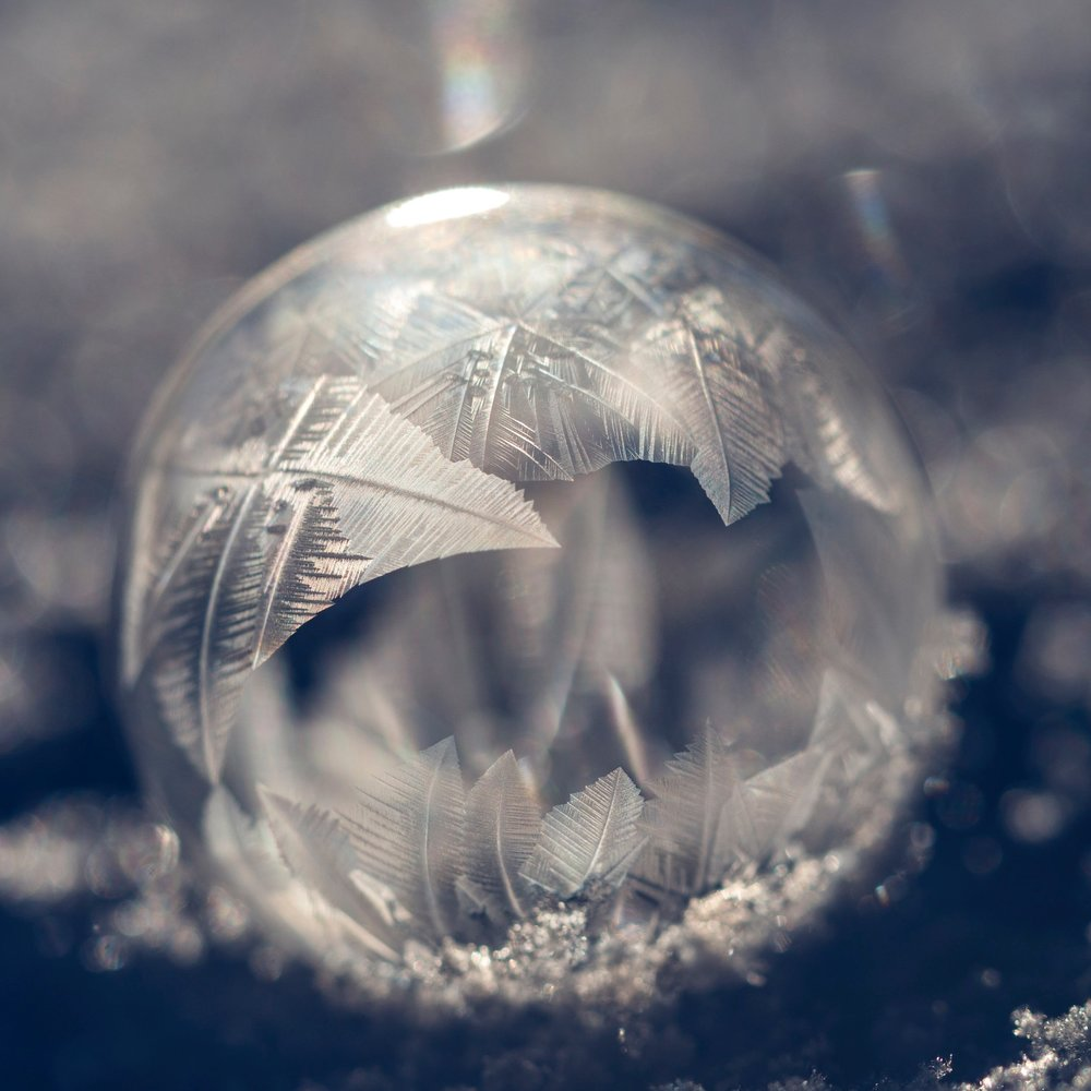 Blockchain Promise in a Crypto Winter - Progress is messy business