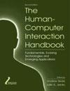 Human Computer Interaction Handbook - (chapter) Andrew Sears, Julie A. Jacko (editors)Lawrence Erlbaum Associates, 2007ISBN: 0805858709Buy fromAmazonBarnes & NoblePowell's