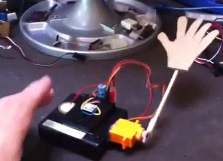 high-five-robot