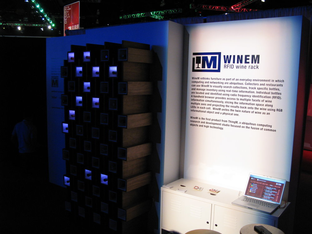Winem at Wired NextFest