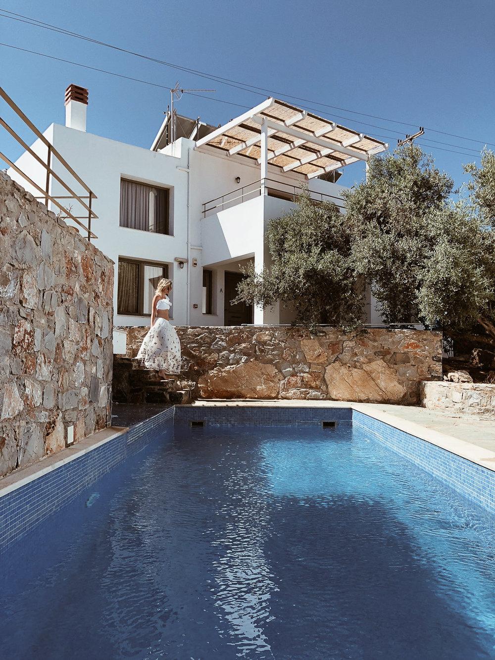 Carnet Sauvage - Blog voyage, visiter la Crète, se loger résidence écotourisme Mourtzanakis