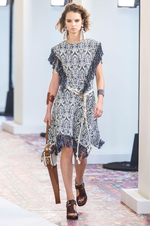 Carnet Sauvage - Blog mode et tendances, défilé Printemps/Eté 2019 Chloé