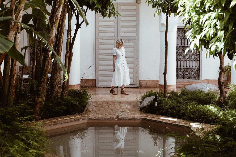 Carnet Sauvage - Blog voyage Marrakech, loger au Riad Berbère