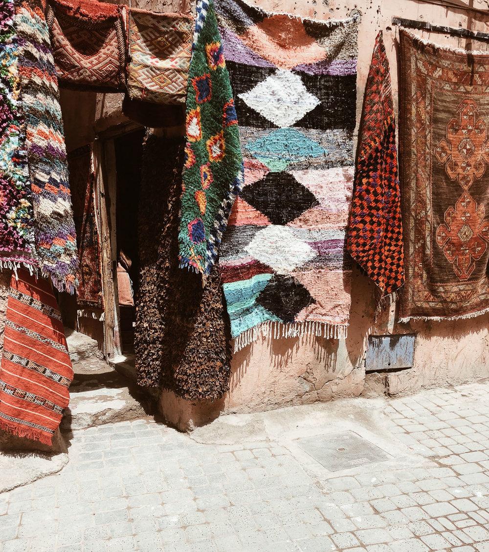 Carnet Sauvage - Carnet de voyages à Marrakech