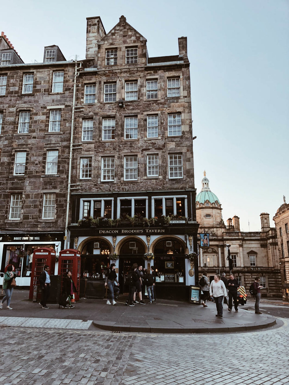 Carnet Sauvage - Blog mode voyages Ecosse , travel tips, food...
