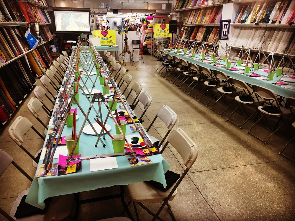 Professional Set Ups - We customize every event for your needs.