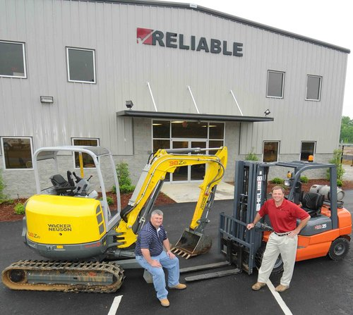 Reliable Equipment Rental - Martinez, Georgia