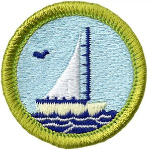 Small Boat Sailing