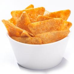 Low Card Chips - Spicy Nacho Cheese
