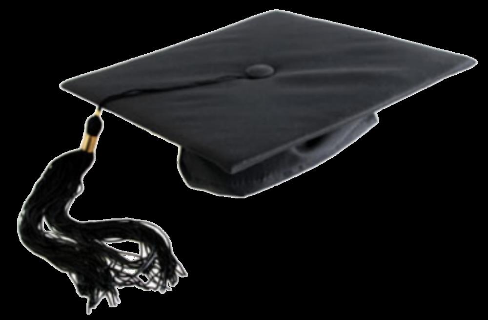 Black Graduation Cap.png