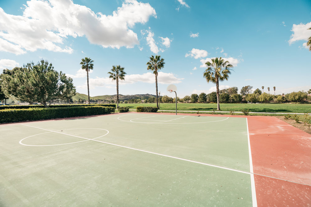 Victoria Grove Basketball Court