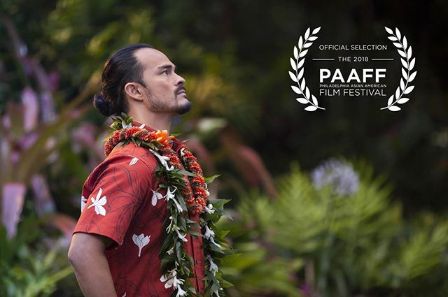 """Very excited to announce that """"Kālewa"""" is an official selection in this year's Philadelphia Asian American Film Festival! It will be screening on November 17th as part of the Experimental Native Hawaiian & Pacific Islander shorts program. So if you're near Philly be sure to check it out!  More information can be found at: phillyasianfilmfest.org"""