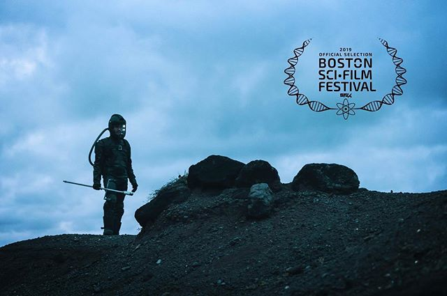 """""""Kālewa"""" is heading to Boston as an official selection in the Boston Science Fiction Film Festival!  If you're in Boston, the film will be screening on February 9th and 10th as part of the shorts program. For more information head to: bostonscifi.com"""