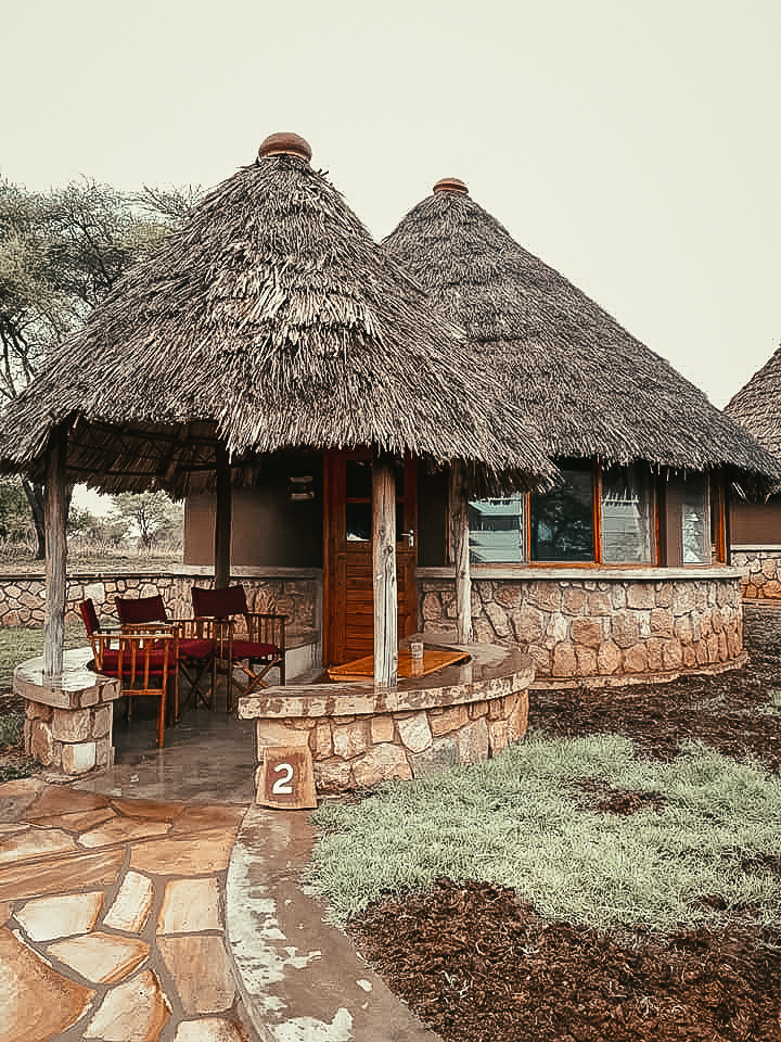 Tarangire safari bungalow lodge