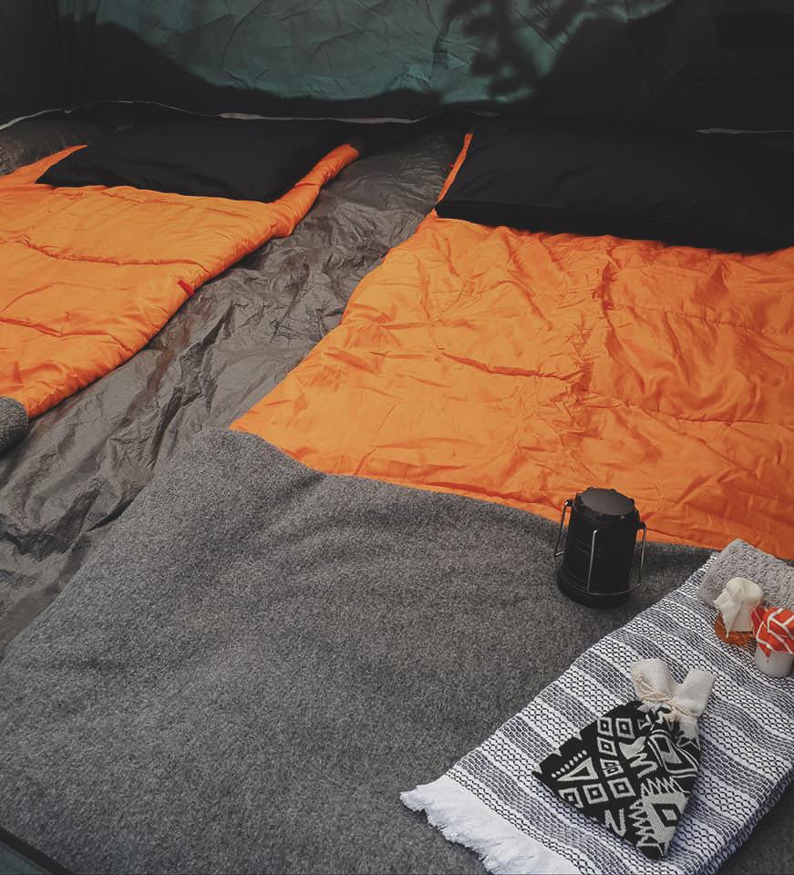 Adventure Campsite