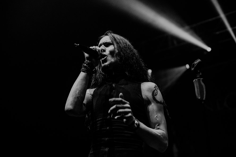 Ne Obliviscaris at the Worcester Palladium, Worcester, MA  2018.10.13