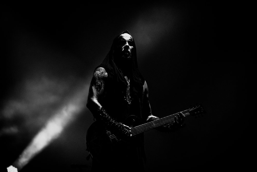 Behemoth at the Wiltern, Los Angeles, CA  2018.11.24