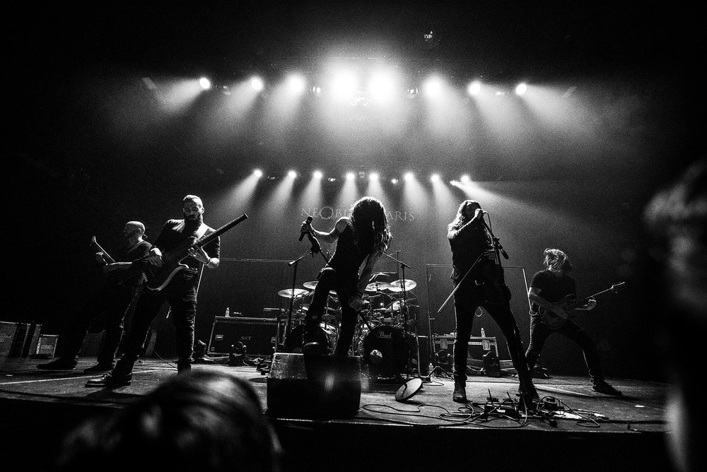 Ne Obliviscaris at the Mayan, Los Angeles, CA  2018.09.23