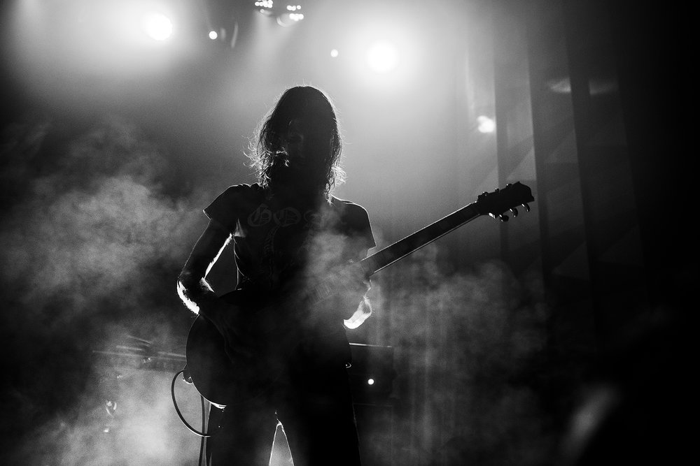 Russian Circles at the Regent, Los Angeles, CA  2018.10.05