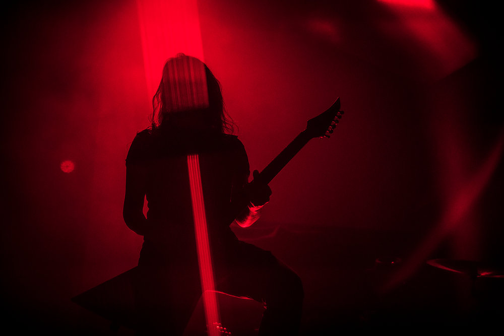 Carpenter Brut at the Fonda, Los Angeles, CA  2018.12.21
