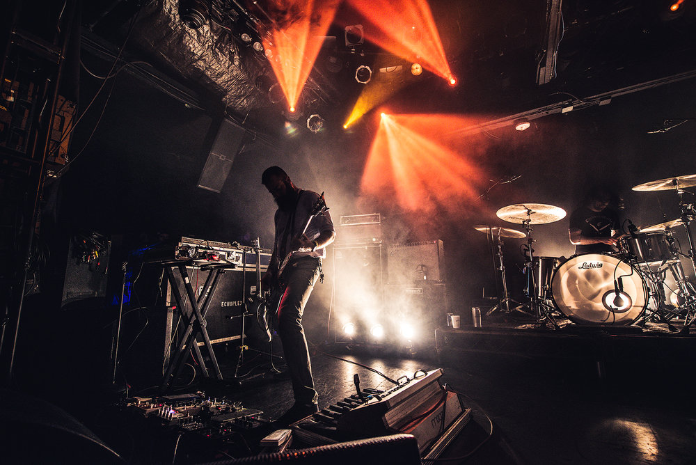 Russian Circles at the Echoplex, Los Angeles, CA  2018.03.27