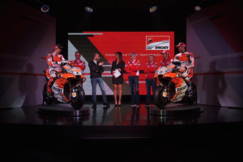 Ducati MotoGP Team 2018