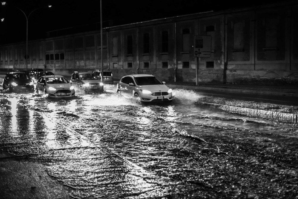 Flooding in Bologna