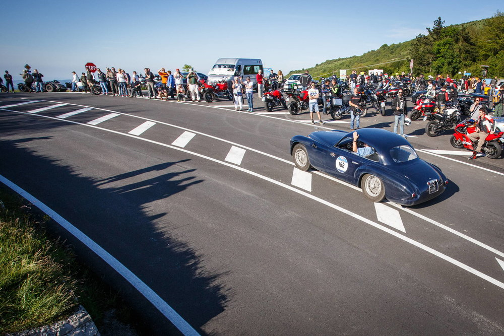 1000 Miglia historic road race