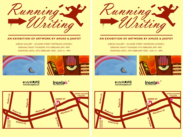 RunningWriting