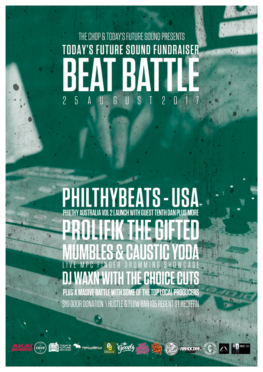 Chop-Beat-Battle