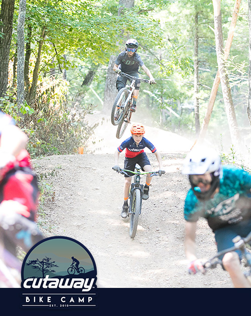 Enduro camp - JUNE 29-JULY 3, 2019 (OVERNIGHT CAMP)AGES: 13-18EXPERIENCE: AdvancedNew for 2019! This highly anticipated camp will take participants around Virginia to some to learn from some of the most experienced competitors and coaches in the United States.