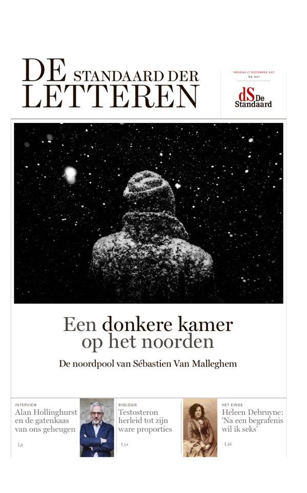 Nordic Noir cover De Standaard