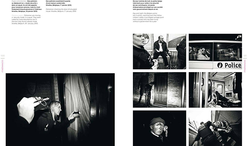 POLICE 8 pages Zmala Magazine