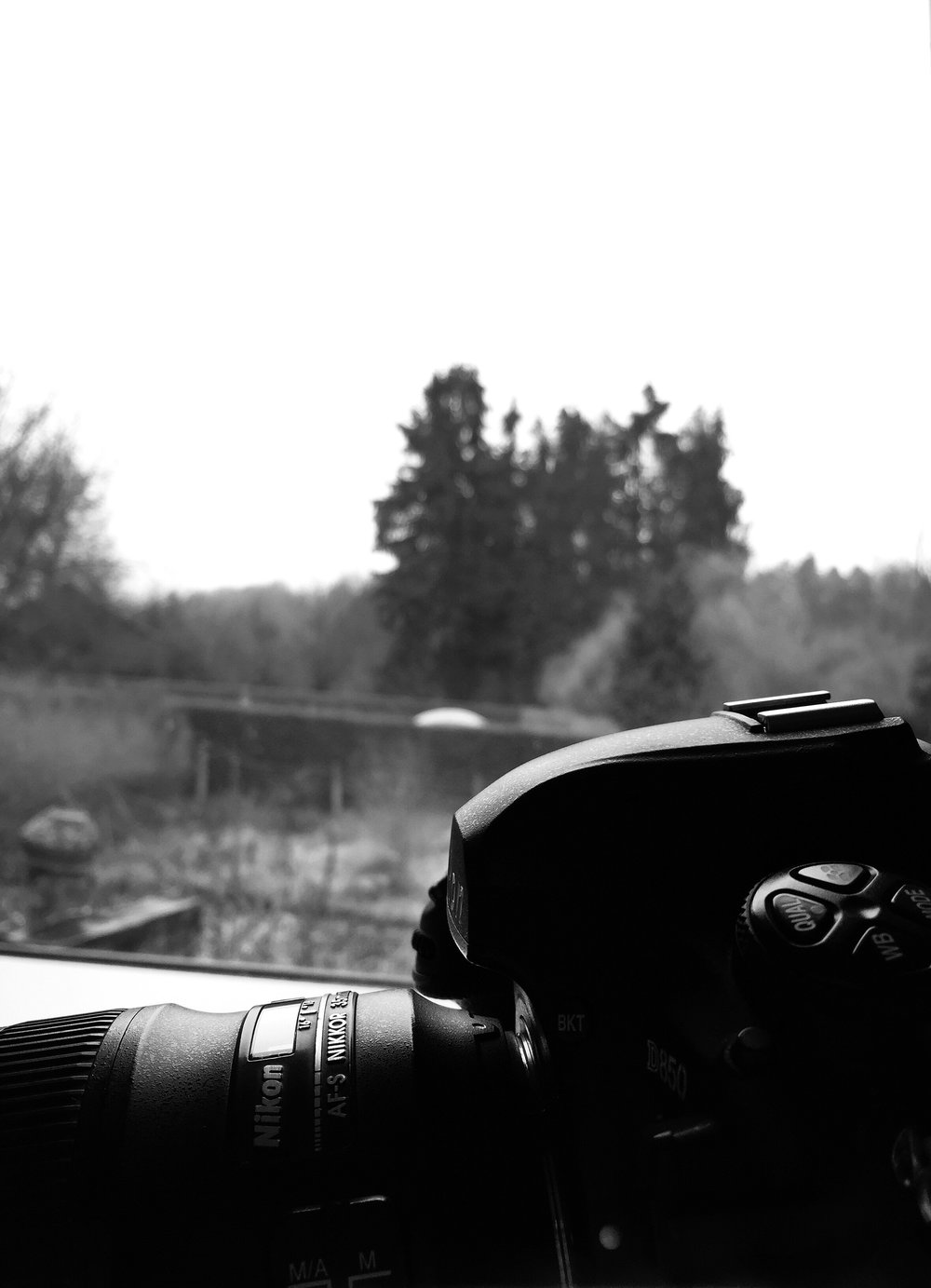 What's in my photography bag? -