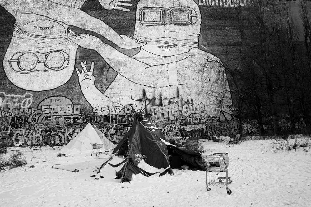Survive in Berlin -
