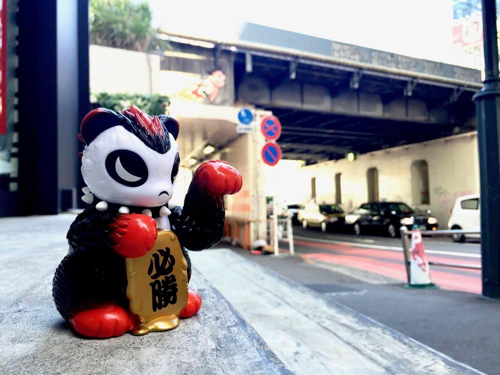 FORTUNE PANDA in Shibuya