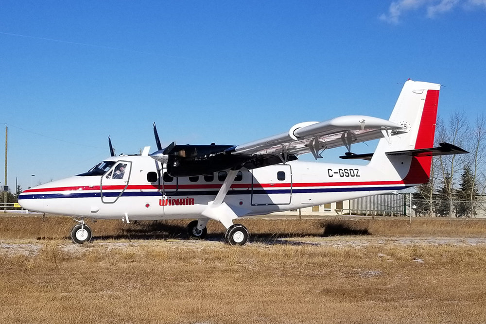 Twin Otter World News.com