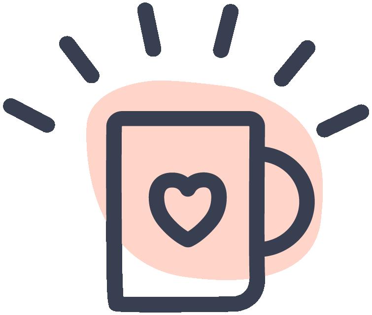collect your mug icon