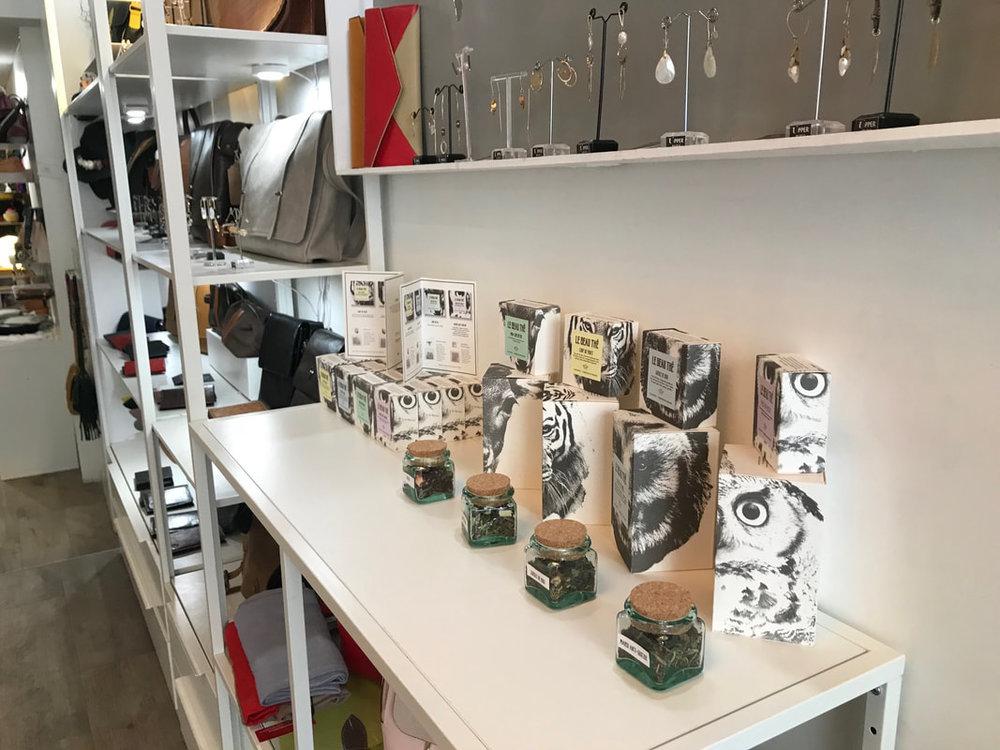 Le Beau Thé chez Upper Concept Store