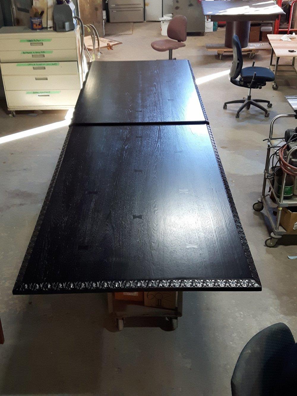 TUP ANTIQUE SOLID TEAK TABLE AFTER REFINISHED.jpg