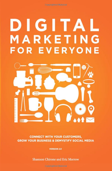 This book has two goals - The first is to give business owners an overview of their digital marketing possibilities. We will help you decide where you can best spend your marketing efforts. The second is to make sure you walk away with two or three excellent ideas you can put into action the next day.Free PDF