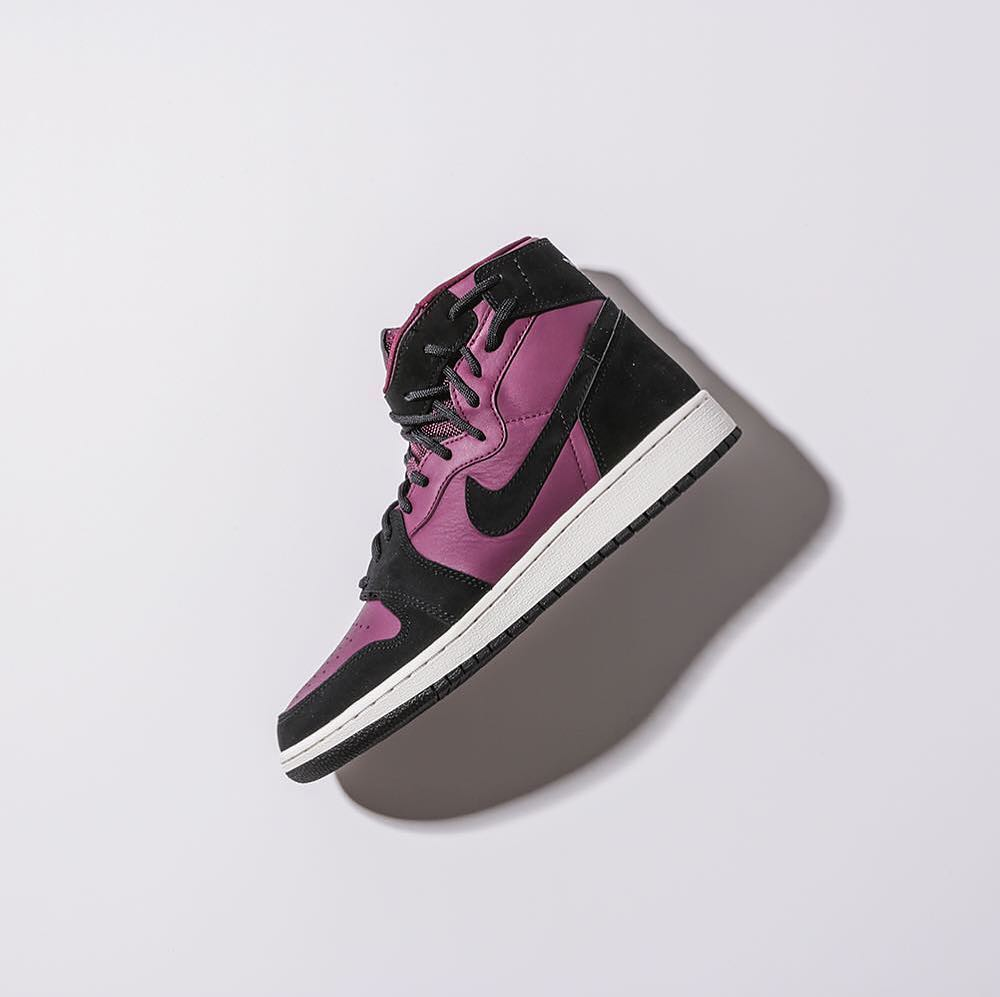 sale retailer 9cb8e 2b09f WOMEN'S AIR JORDAN AJ1 REBEL XX 'BORDEAUX' FOR $65.00 ...