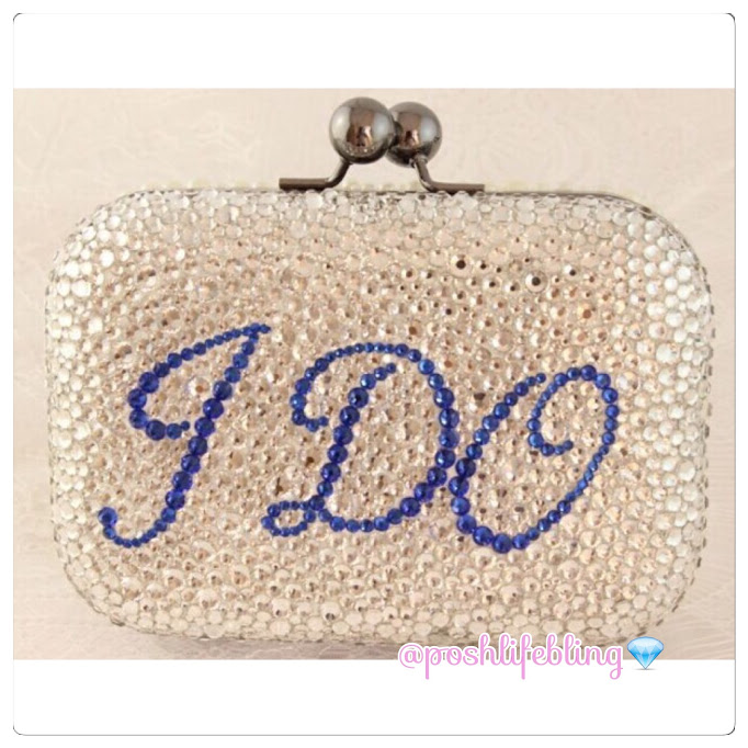crystal bling i do clutch brides weddings.JPG