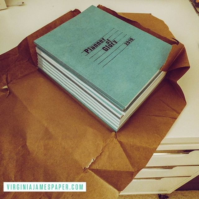 "Continuing the list of why I've been radio silent: Getting my 2019 Planner of Glory packages pulled together! If you ever thought to yourself, ""Self, I really need to get my sh*t together,"" this may be the planner for you! Check it out: https://goo.gl/aSrVQm #planner #organization #getyolifetogether #POG #plannerofglory #weeklyplanner #goalsetting #mealplanning #andthekitchensink"